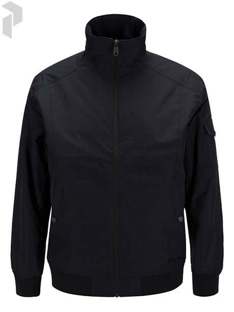 Nash Jacket(050 Black, L)