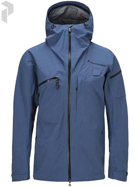 Heli Alpine Jacket(5C2 Chinese Red, M)