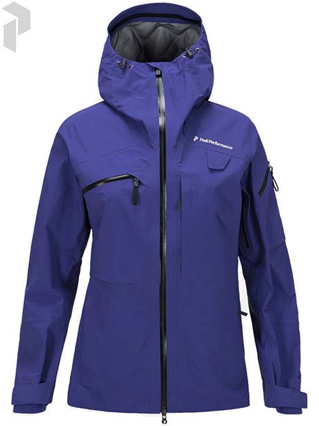 W Heli Alpine Jacket