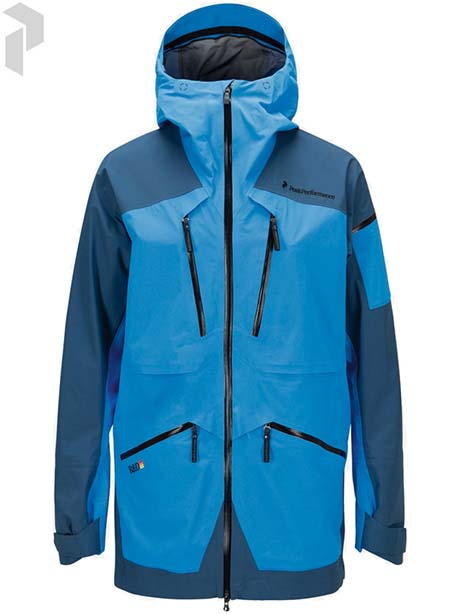 Heli Vertical Jacket(050 Black, M)