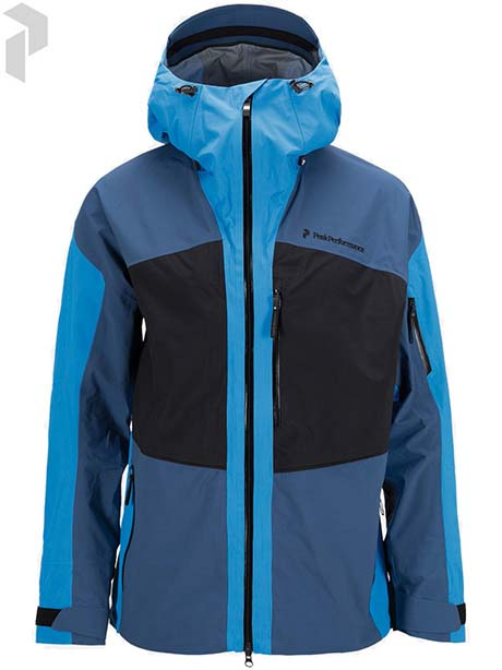 Heli Gravity Jacket(20L Blue, S)