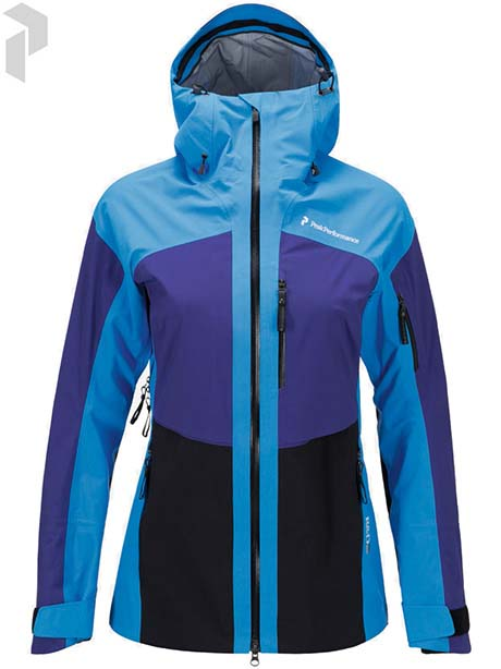 W Heli Gravity Jacket