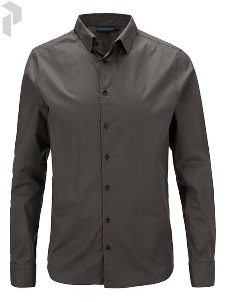 Noble Tech Shirt(15D Black Olive, XL)