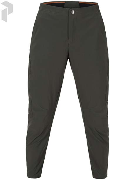 W Civil Pants(15D Black Olive, S)