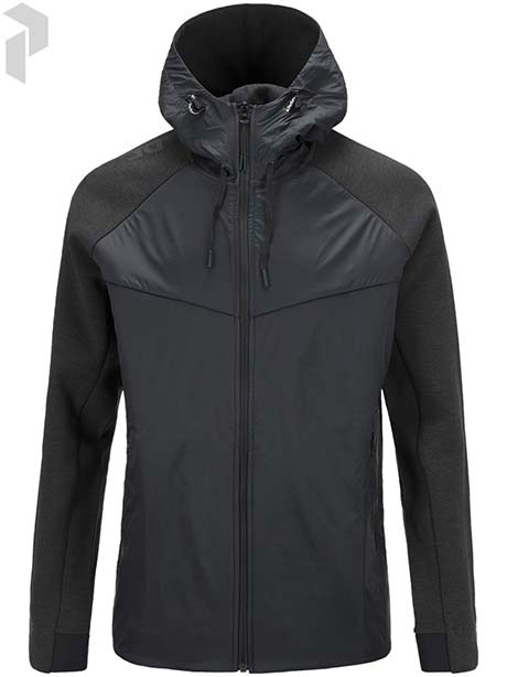Tech Storm Jacket(5U7 Cabernet, M)