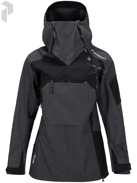 W Heli Vertical LE Jacket