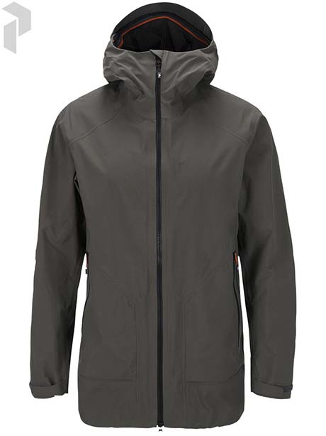 Civil 3L Jacket(15D Black Olive, M)