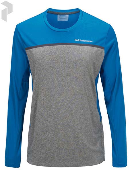 Rucker Long Sleeve(2X2 Hero Blue, L)