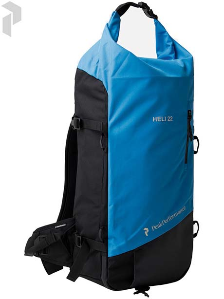 Heli Backpack 22L(050 Black)