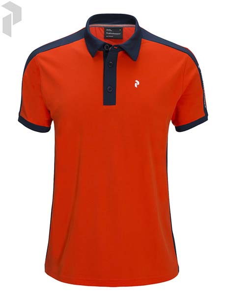 G Panmore Stripe Polo