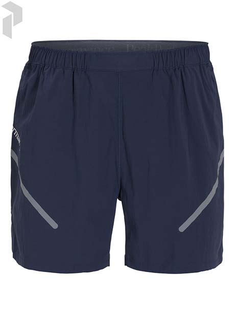 Leap Shorts(2X4 Blue Mountain, L)