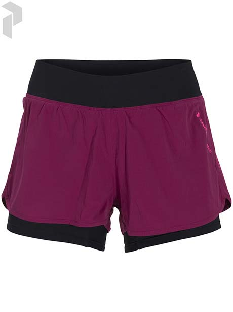 W Montroc Shorts(050 Black, S)