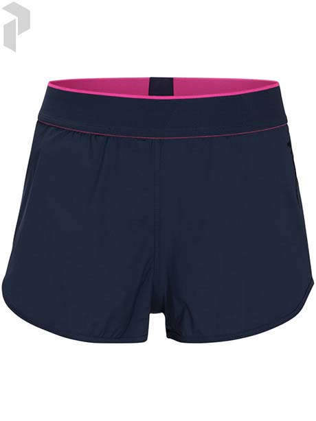 W Citi Shorts(2X4 Blue Mountain, S)