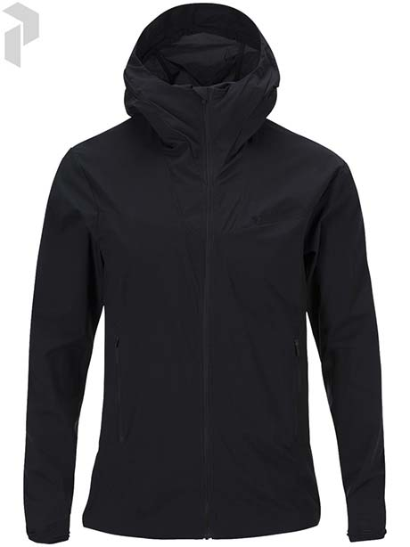 Civil Wind Jacket(050 Black, M)