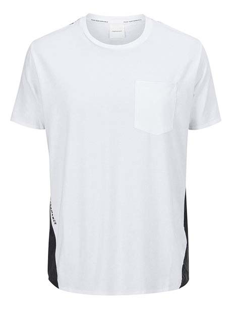 Tech Nylon Tee(089 White, S)