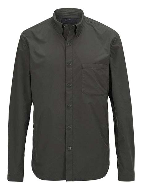Laird Shirt(4CC Olive Extreme, M)