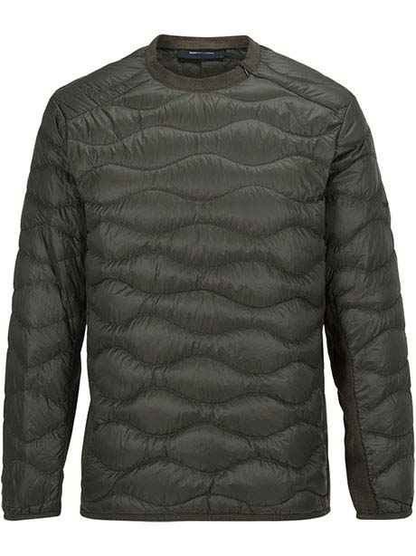 Helium Hybrid Sweater(050 Black, S)