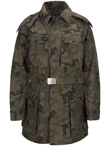 Swedish Mountain Parka