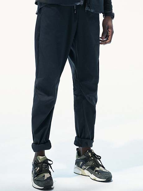 Civil Lite Pants(050 Black, XS)