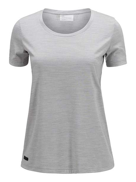W Civil Merino Tee(M08 Grey Mel, XS)