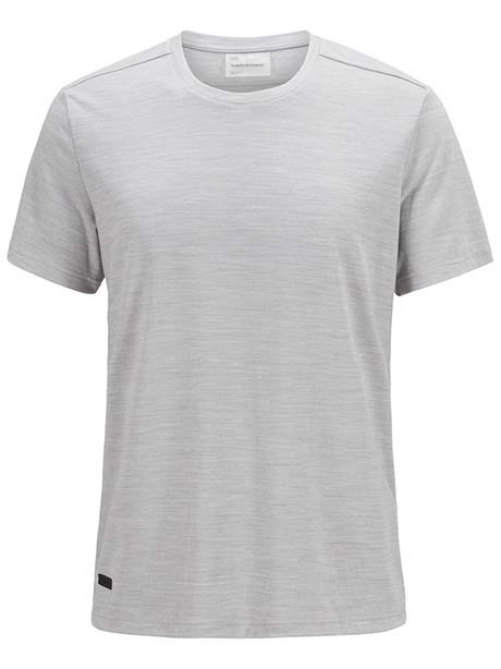 Civil Merino Tee(M03 Med Grey Mel, M)