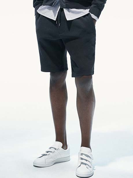 Lang Shorts(050 Black, M)