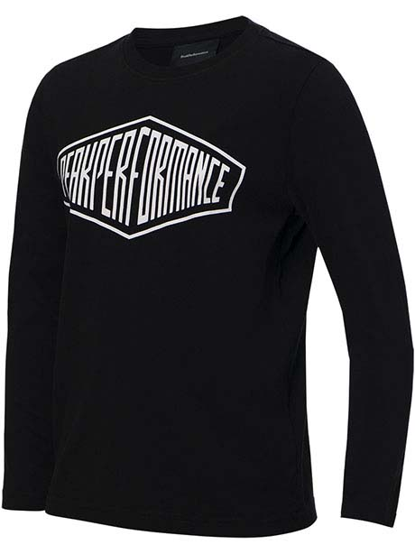 JR Long Sleeve(050 Black, 150)