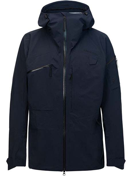 Alpine Jacket(050 Black, L)