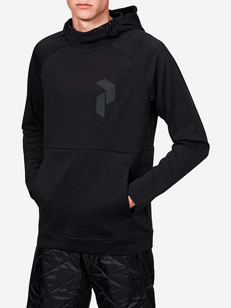 Pulse Hood(050 Black, XL)