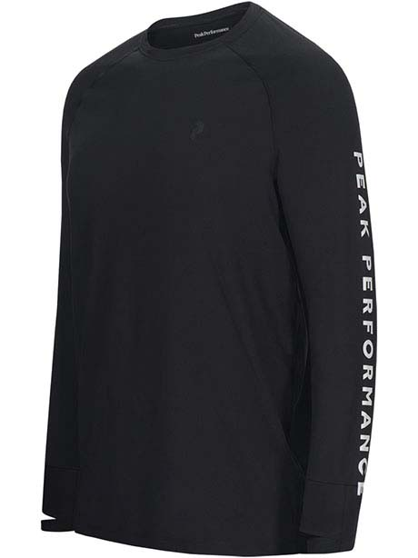 Spirit Long Sleeve(050 Black, S)