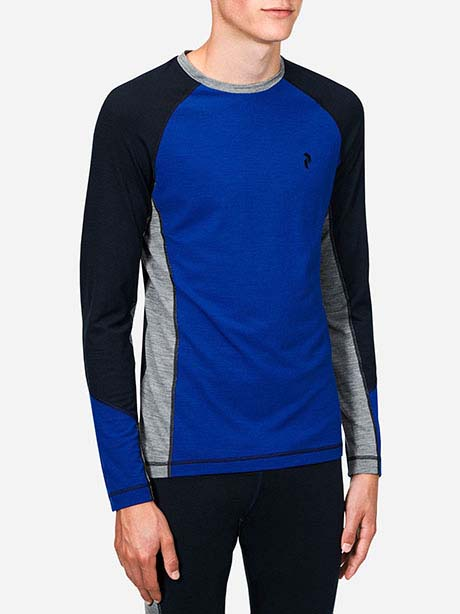 Magic Long Sleeve(2AC Salute Blue, L)