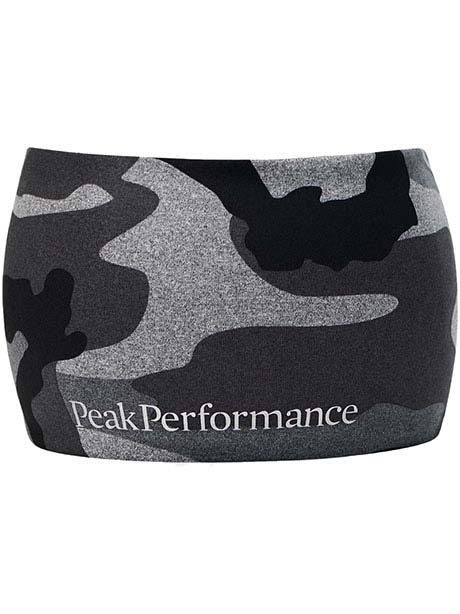 Spirit Headband(902F18 Grey Mel Camo, ONE)