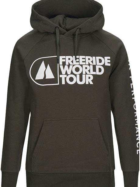 FWT Logo Hood(4BT Forest Night, L)