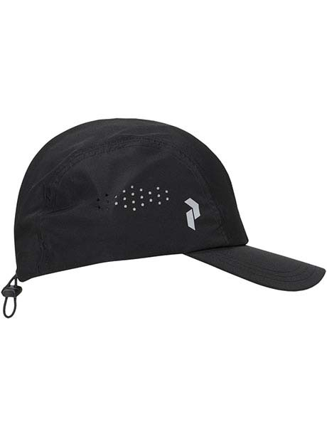 Accelerate Cap(050 Black, L-XL)
