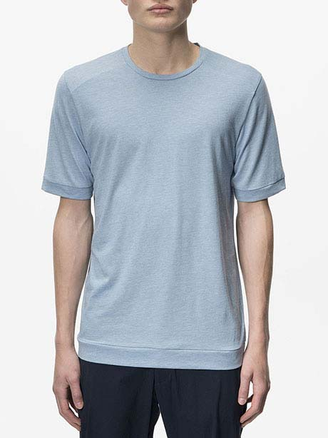 Civil Cuff Tee(2AN Downy Blue, S)