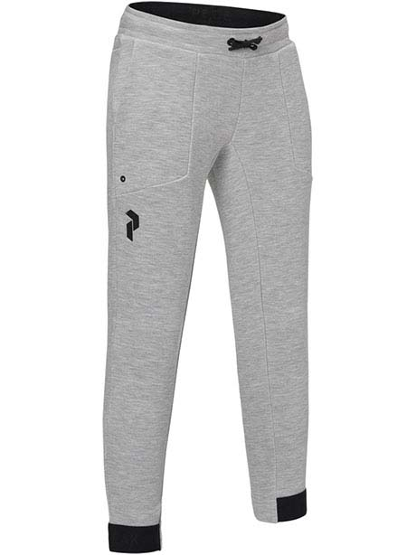 JR Tech Pants(M03 Med Grey Mel, 150)