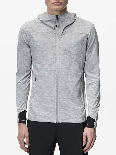 Civil Mid Jacket(M03 Med Grey Mel, S)