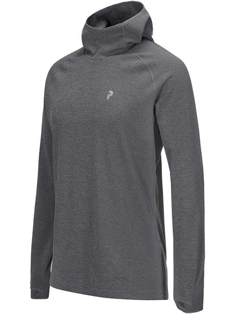 Power Hood(M08 Grey Mel, S)