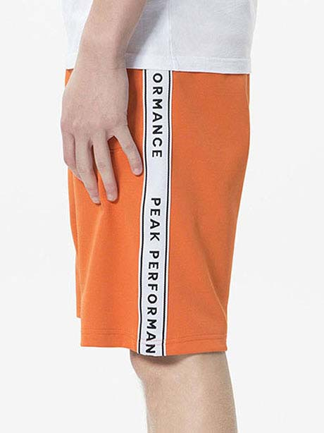 Tech Club Shorts(5CP Orange Flow, L)