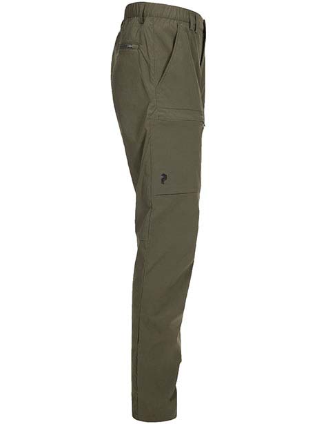 Treck Cargo Pants(4CP Terrian Green, M)