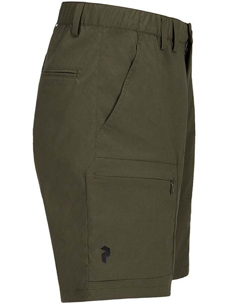 Treck Cargo Shorts(4CP Terrian Green, M)
