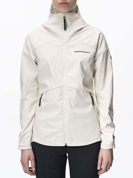 W Adventure Hood Jacket(0AK Milk White, XS)