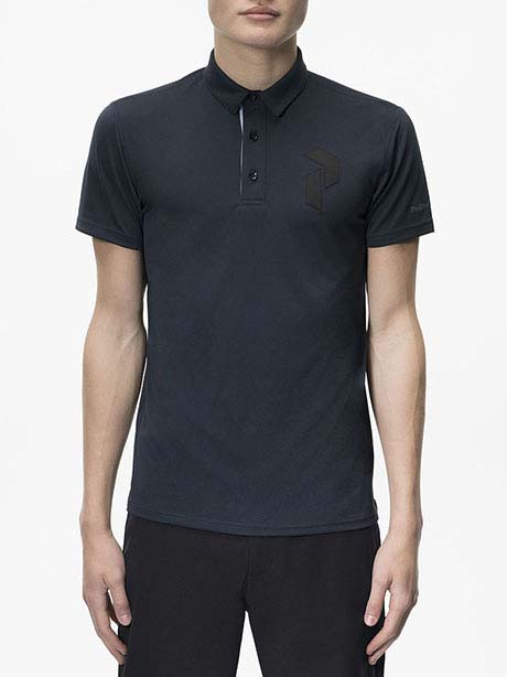 Panmore Polo(050 Black, S)