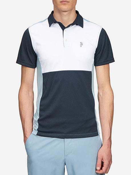 Race Tour Polo(2AN Downy Blue, S)