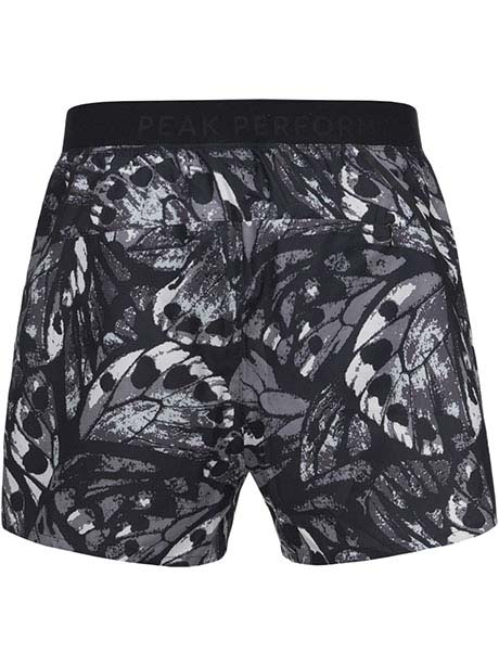 Work It Print Shorts