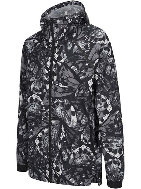 Work It Print Jacket