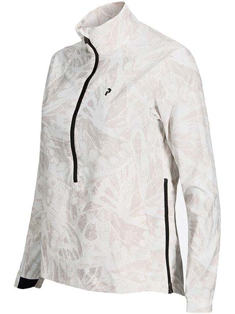 W Warrington Print Anorak