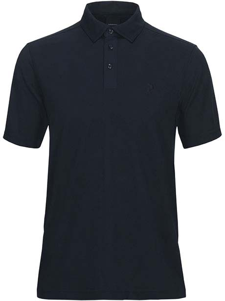 Allover Polo(2AC Salute Blue, L)