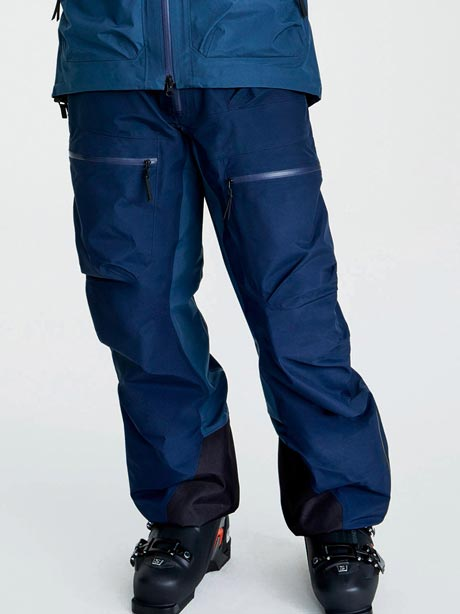Vislight Tour Pants(24R Dusty Ice, S)