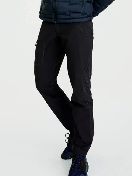 Light Softshell Pants(2N3 Blue Shadow, L)